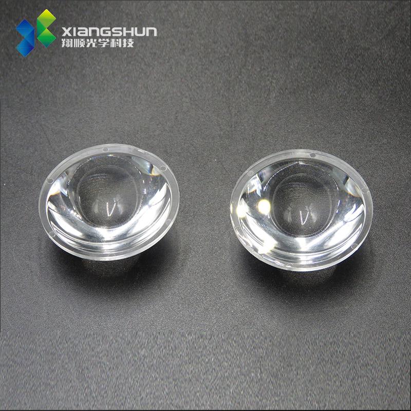 φ44mm平凸LED手电筒透镜/PMMA放大镜半凸镜