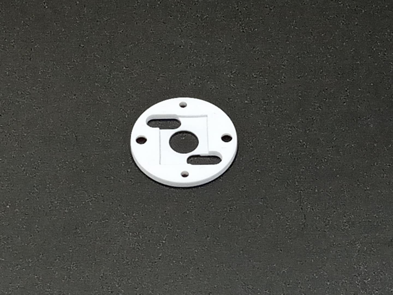 夏普7.4支架四孔位COB专用支架/LED大功率透镜支架